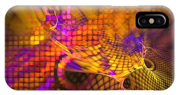 Joyride - Abstract Art IPhone Case