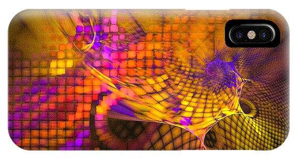 Joyride - Abstract Art IPhone Case