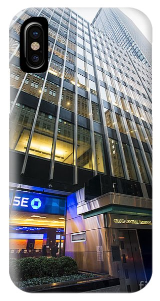 Chase Bank Building iPhone Cases (Page #2 of 2) | Fine Art America