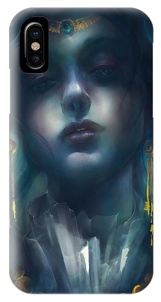 Judith V1 IPhone Case