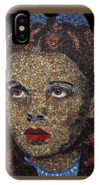 Judy Garland IPhone Case
