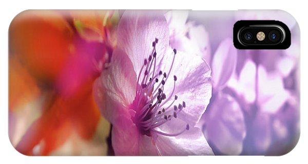 Juego Floral IPhone Case