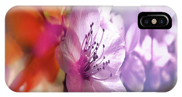 Juego Floral IPhone Case