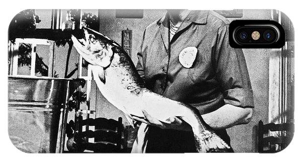 Julia Child (1912-2004) IPhone Case