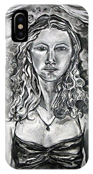 Resolute - Self Portrait IPhone Case
