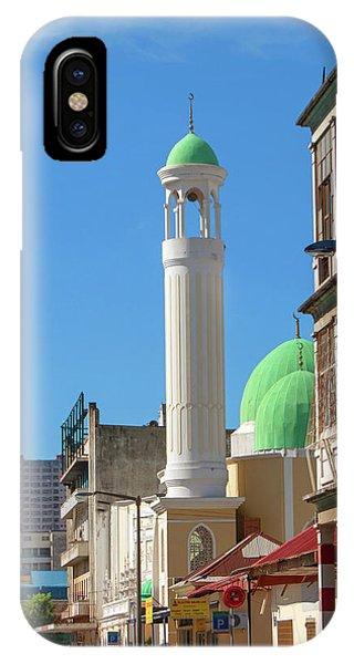 Jumma Mosque Long IPhone Case