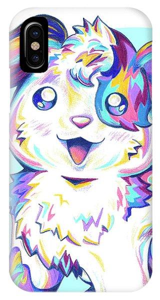Jumped Through A Rainbow IPhone Case