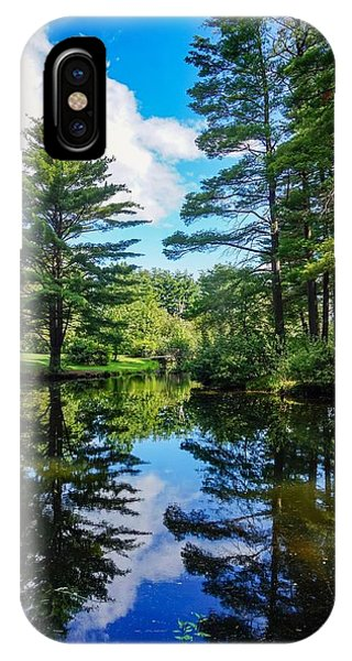 June Day At The Park IPhone Case