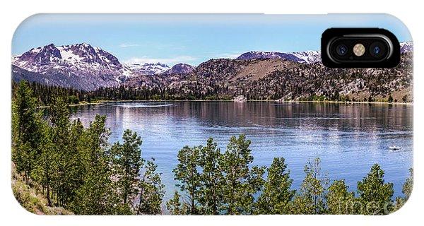 June Lake IPhone Case