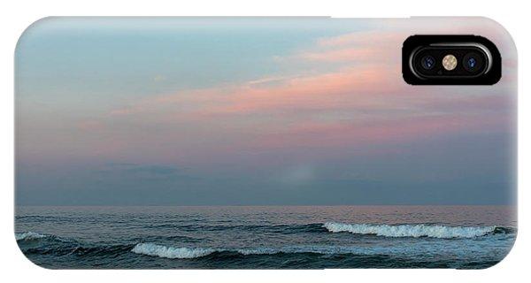 June Sky Seaside New Jersey IPhone Case