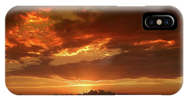June Sunset IPhone Case