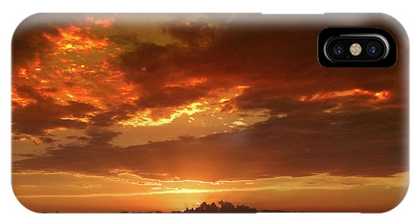 June Sunset IPhone Case