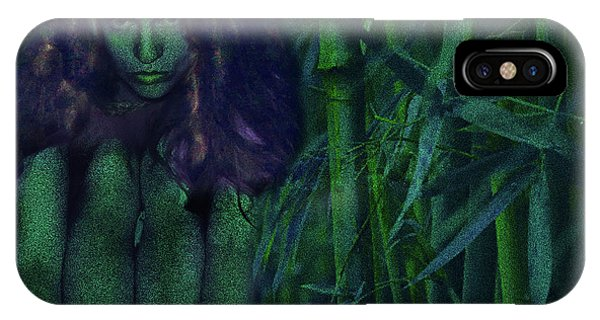 Jungle Fairy IPhone Case