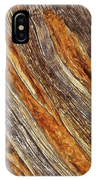 Juniper Texture IPhone Case