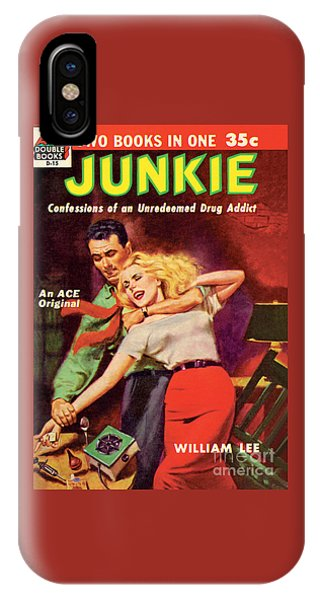 Junkie IPhone Case