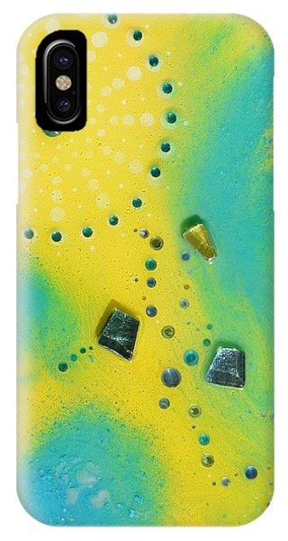 Jupiter Blue IPhone Case