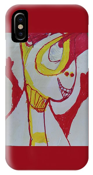 Jupiter Dan IPhone Case