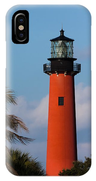 Jupiter Inlet Lighthouse IPhone Case