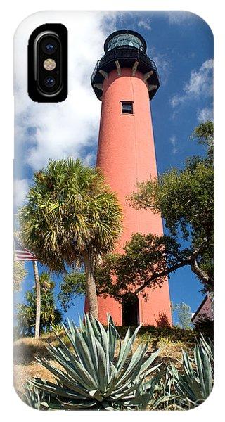 Jupiter Lighthouse II IPhone Case