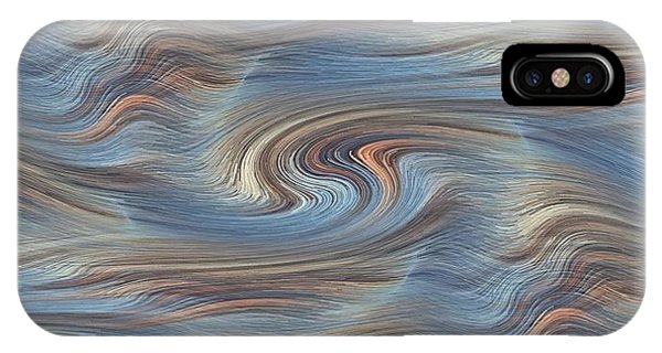 IPhone Case featuring the digital art Jupiter Wind by David Manlove