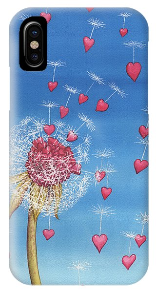 Just, A Breath Away IPhone Case