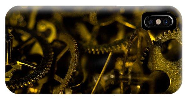 Just A Cog In The Machine 3 IPhone Case