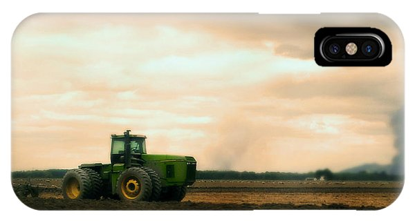 Just A John Deere Memory IPhone Case