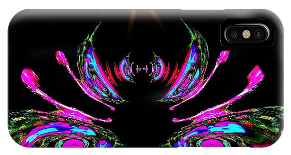 iPhone Case - Just A Little Bit Abstract by Blair Stuart