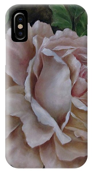 Just A Rose IPhone Case