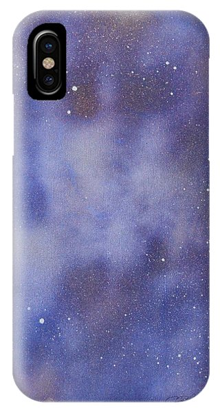 Just Another Face In The Clouds IPhone Case