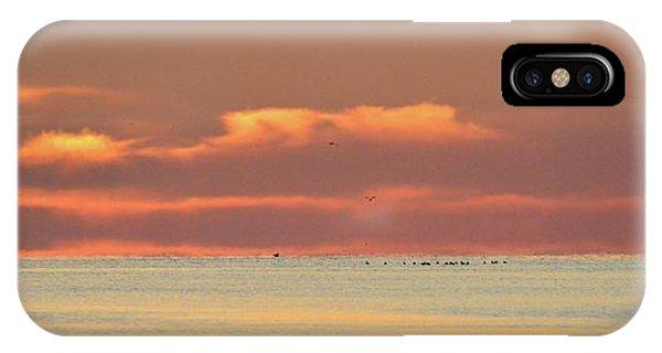 Just Before Sunrise 2  IPhone Case