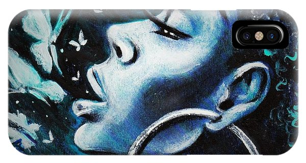 iPhone Case - Just Breathe by Artist RiA