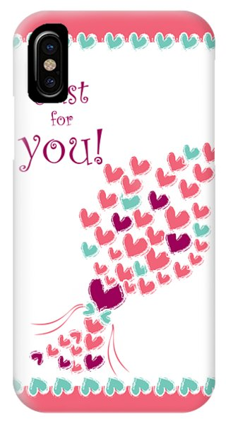 Just For You IPhone Case