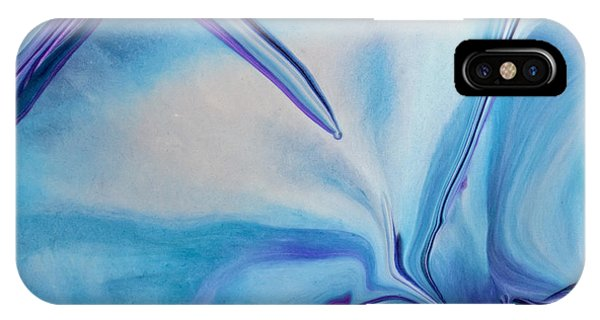 Just Push Play IPhone Case