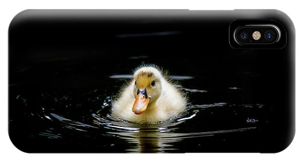 Just Swimming IPhone Case