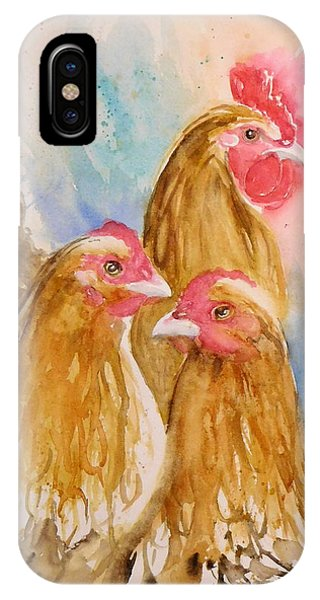 Just The 3 Of Us IPhone Case