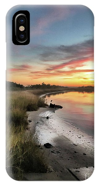 Just The Two Of Us At Sunset IPhone Case