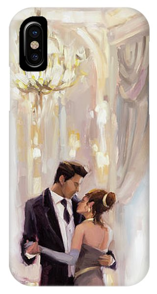 Men iPhone Case - Just The Two Of Us by Steve Henderson