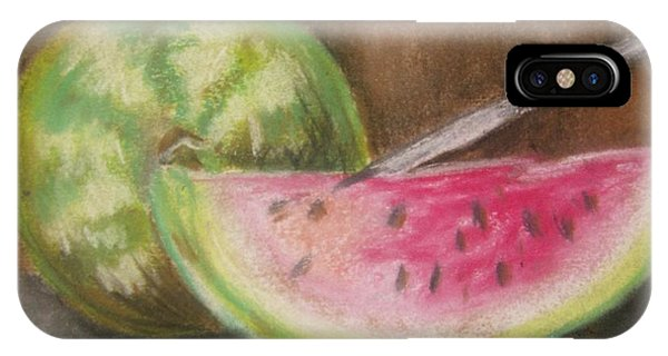 Just Watermelon IPhone Case