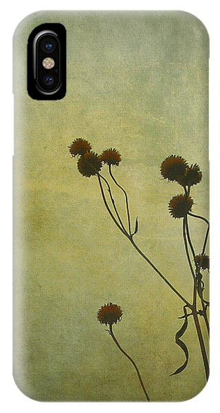 Just Weeds . . . IPhone Case