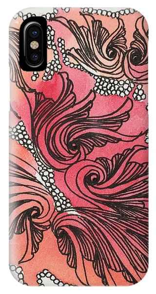 Just Wing It IPhone Case