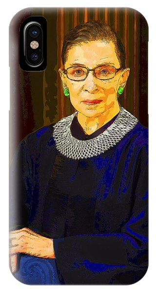 Justice Ginsburg IPhone Case