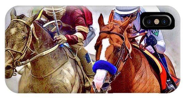 Justify In The Lead IPhone Case