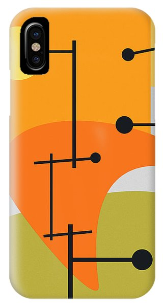 Juxtaposing Thoughts IPhone Case