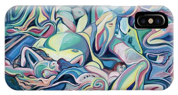 Far North Queensland iPhone Case - Juxtapositions by Kerryn Madsen-Pietsch