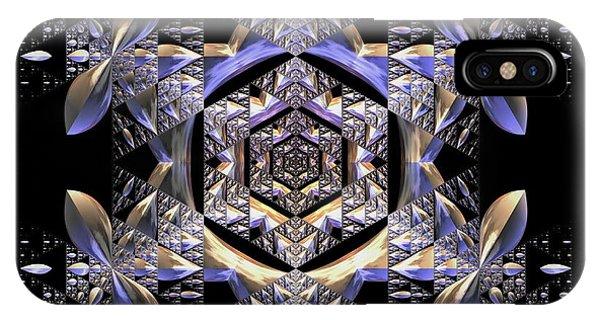 IPhone Case featuring the digital art Jyoti Ahau 198 by Robert Thalmeier