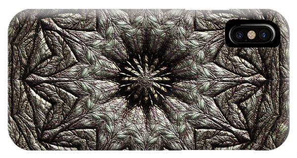 IPhone Case featuring the digital art Jyoti Ahau 213 by Robert Thalmeier