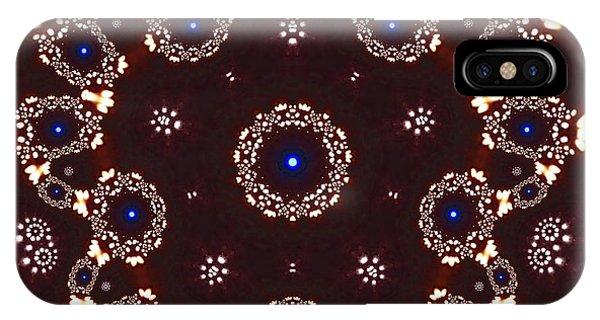 IPhone Case featuring the digital art Jyoti Ahau 41 by Robert Thalmeier