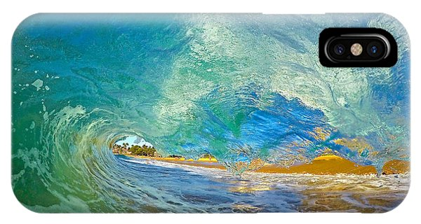 Kaanapali Wave IPhone Case