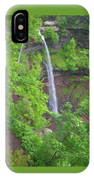 Kaaterskill Falls 2018 IPhone Case
